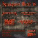Sprungbrett Metal 2016
